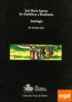 De Simbólicas a Rondinelas . Antología