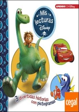 El viaje de Arlo | Cars | Buscando a Dory (Mis lecturas Disney) . 3 divertidas historias con pictogramas