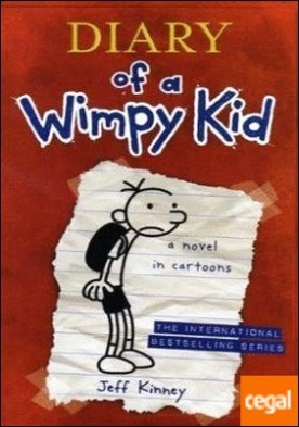 Diary of a wimpy kid 1 . Diary of a wimpy kid, 1