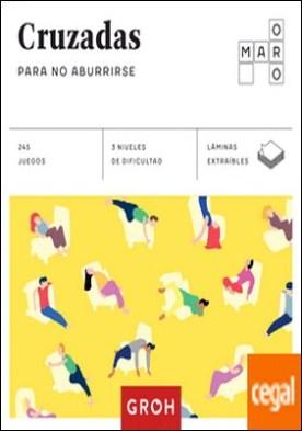 Cruzadas para no aburrirse (Cuadrados de diversión) por Anders Producciones PDF