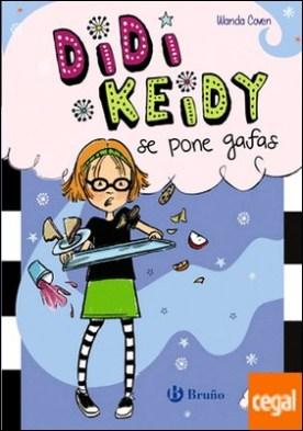 Didi Keidy se pone gafas