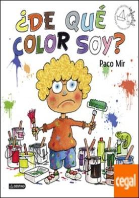 ¿De qué color soy? . Premio Apel·les Mestres 2017