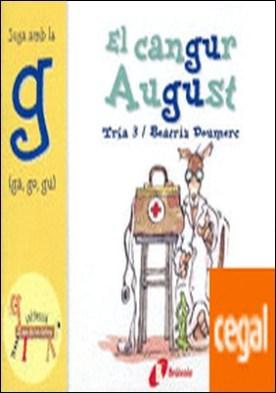 El cangur August (ga, go, gu) . Juga amb la g (ga, go, gu)