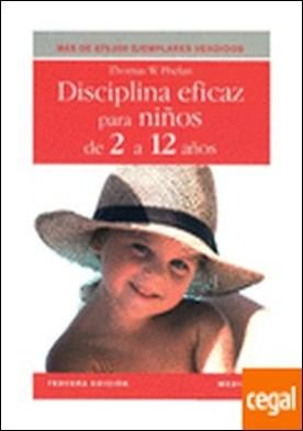 DISCIPLINA EFICAZ PARA NIÑOS 2 A 12 AÑOS