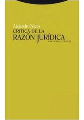 Crítica de la Razón Jurídica
