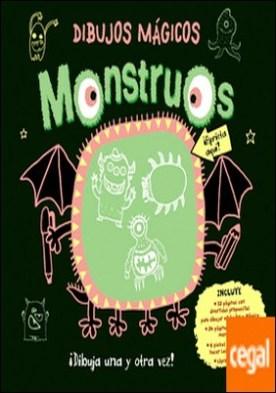 Dibujos mágicos. Monstruos