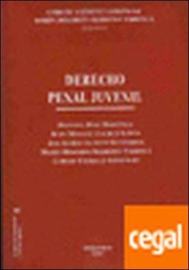Derecho Penal Juvenil . LO 5/2000, de 12 de enero, reguladora de la Responsabilidad Penal de los Menores, revisada y puesta al d¡a mediante las LO 7/2000, 9/2000, 9/2002, 15/2003, 8/2006 y el Reglamento de 30 de julio de 2004 por Vázquez González, Carlos PDF