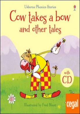 COW TAKES A BOW AND OTHER STORIES + CD