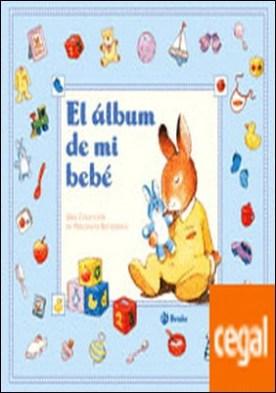 El álbum de mi bebé (azul)