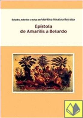Epístola de Amarilis a Belardo