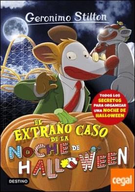 El extraño caso de la noche de Halloween . Geronimo Stilton 29