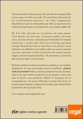 ¿Dónde están las monedas? . Las claves del vínculo logrado entre hijos y padres por Garriga Bacardí, Joan