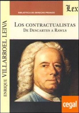 CONTRACTUALISTAS, LOS . DE DESCARTES A RAWLS