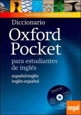 Diccionario Oxford Pocket para estudiantes de inglés. español-Inglés/inglés-español