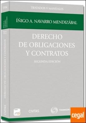 Derecho de obligaciones y contratos (Papel + e-book)