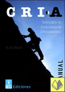 CRI-A. Inventario de Respuestas de Afrontamiento-Adultos