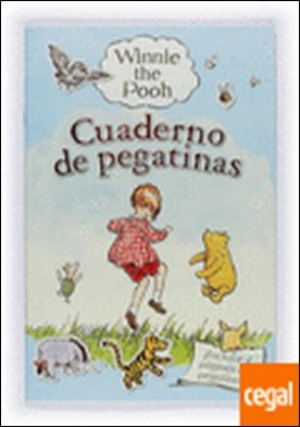 Cuaderno de pegatinas Winnie the Pooh