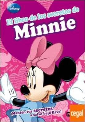 El libro de los secretos de Minnie . ¡Mantén tus secretos a salvo bajo llave!