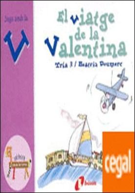 El viatge de la Valentina (v) . Juga amb la v