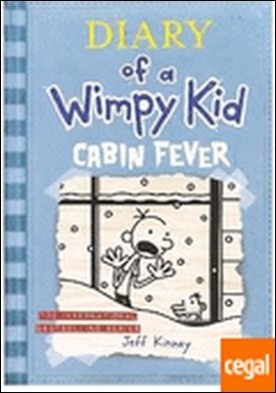 Diary of a wimpy kid: cabin fever #6