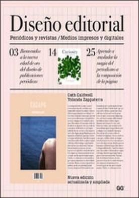 Diseño editorial. Periódicos y revistas / Medios impresos y digitales