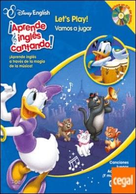 Disney English. ¡Aprende inglés cantando!. Let?s Play! / ¡Vamos a jugar! . ¡Aprende inglés a través de la magia de la música! Canciones. Juegos. Actividades. ¡Y mucho más!