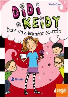 Didi Keidy tiene un admirador secreto