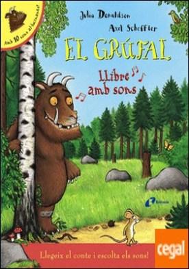 El grúfal. Llibre amb sons