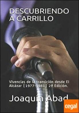 DESCUBRIENDO A CARRILLO