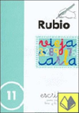 Escritura Rubio, n. 11