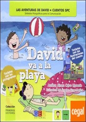 David va a la playa