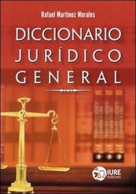 Diccionario Jurídico General