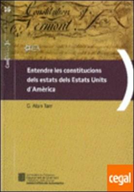 Entendre les constitucions dels estats dels Estats Units d'Amèrica