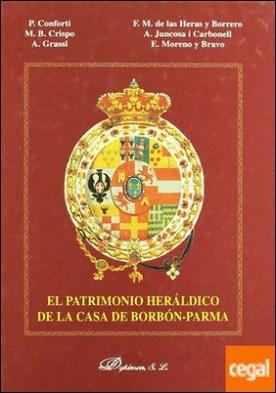 El patrimonio heráldico de la casa de Borbón-Parma por Conforti, P. PDF