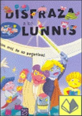Disfraza a los Lunnis . Con Más de 60 Pegatinas