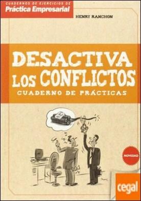 Desactiva los conflictos . CUADERNO DE PRACTICAS