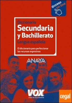 Diccionario de Secundaria y Bachillerato por Larousse Editorial PDF