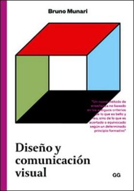 Diseño y comunicación visual. Contribución a una metodología proyectual