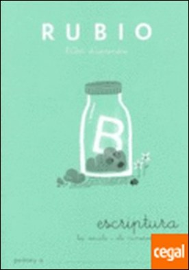 Escriptura rubio dibuixos per a repassar i pintar por Rubio Polo, Enrique PDF