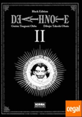 Death Note, Black edition 2 . (Black Edition incluye vols 3 y 4)