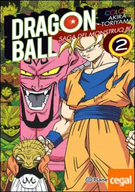 Dragon Ball Color Bu nº 02/06 . Saga del Monstruo Bû 2