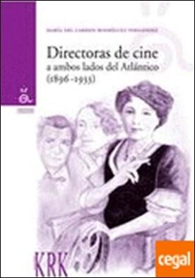Directoras de cine a ambos lados del Atlántico (1896-1933)