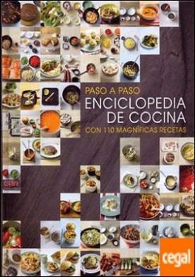 ENCICLOPEDIA DE COCINA CON 110 MAGNIFICAS RECETAS. PASO A PASO . Paso a Paso con 110 Magníficas Recetas