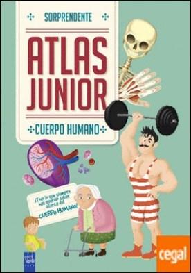 Cuerpo humano . Sorprendente Atlas Junior