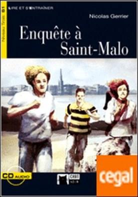Enquête À Saint-malo. Material Auxiliar.