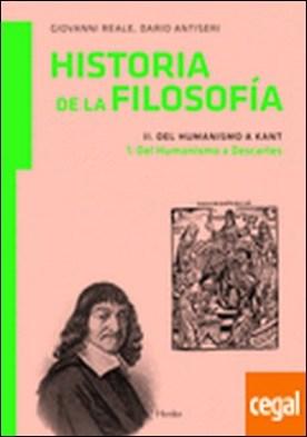 Del Humanismo a Kant 1 . del Humanismo a Descartes