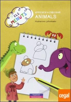 Els menuts aprenen a dibuixar animals