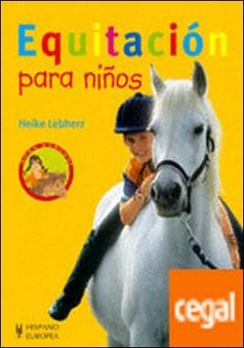 Equitación para niños