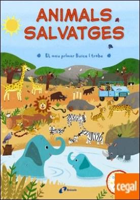El meu primer Busca i troba. Animals salvatges por VV. AA. PDF