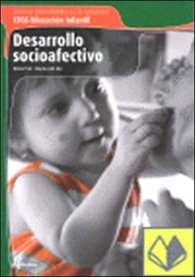 Desarrollo socioafectivo . SERVICIOS SOCIOCULTURALES Y A LA COMUNIDAD